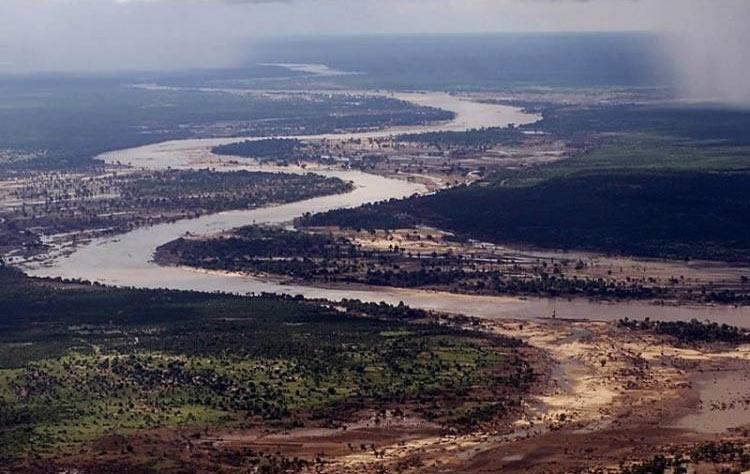 Самые длинные реки - Нигер