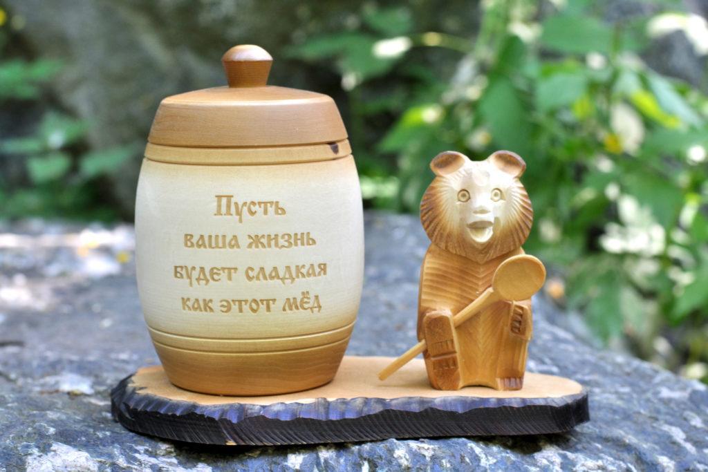 Подарок пчеловоду прикольный 1060