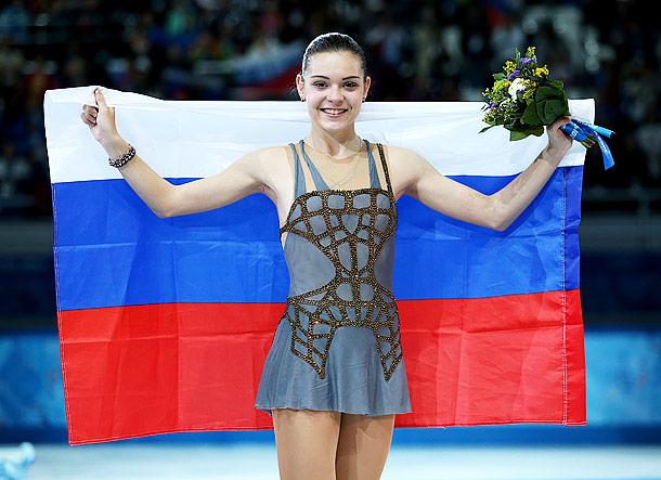 Самые красивые девушки России - Аделина Сотникова
