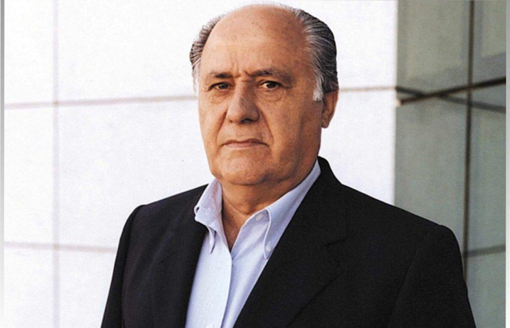 Самые богатые люди мира - Амансио Ортега