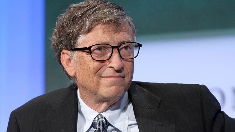 Самые богатые люди мира - Билл Гейтс