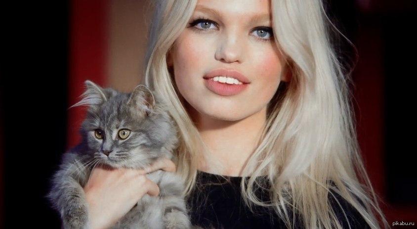 Самые красивые модели мира - Дафна Грюневельд