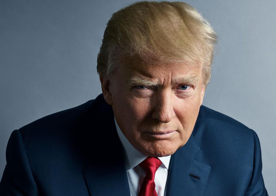 Самые влиятельные люди - Дональд Трамп