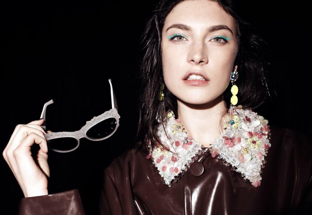Самые красивые модели мира - Жаклин Яблонски