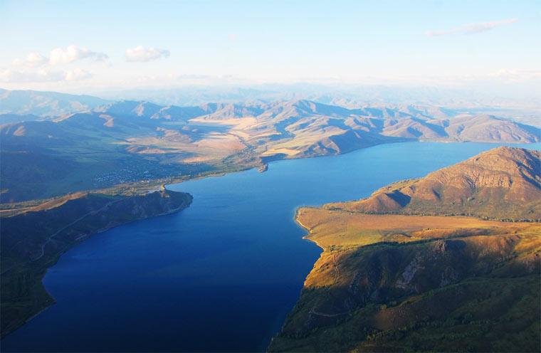 Самые длинные реки - Иртыш