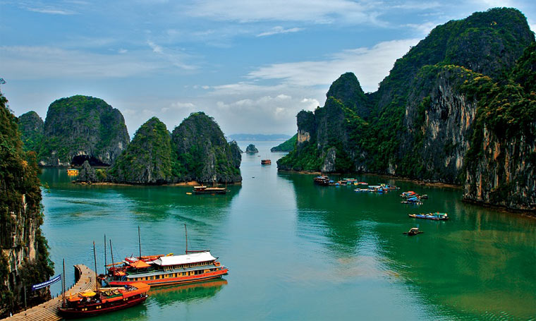 Самые длинные реки - Меконг