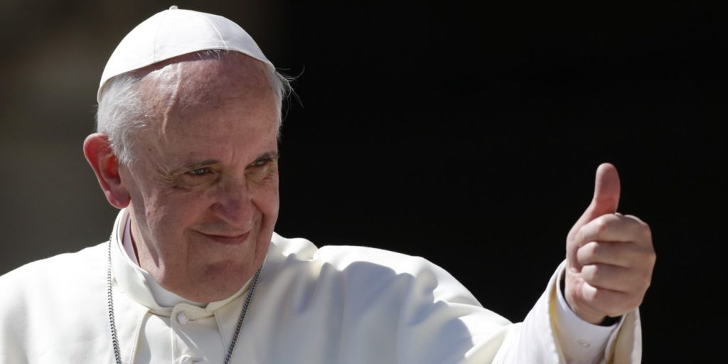 Самые влиятельные люди - Папа Франциск