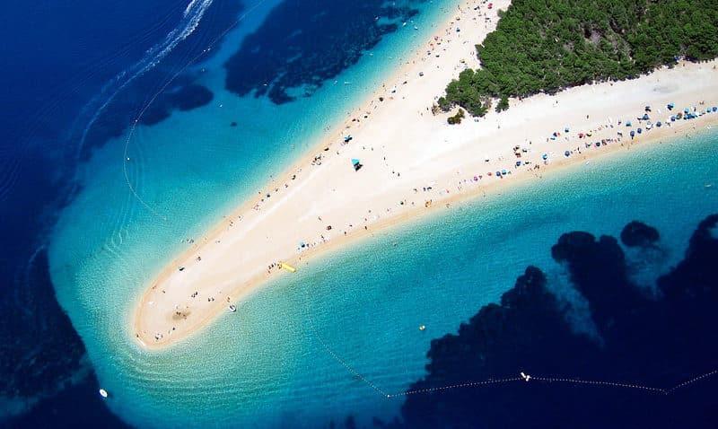 Лучшие пляжи Турции - Пляж Памуджак (Кушадасы)
