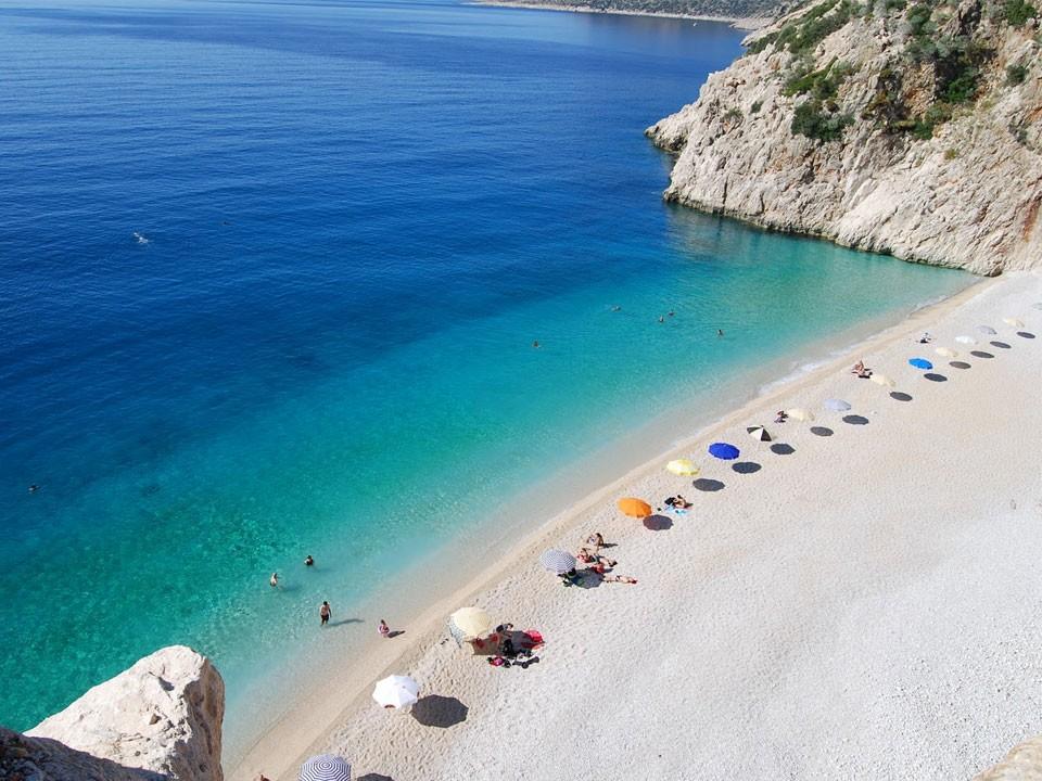 Лучшие пляжи Турции - Пляж Патара (Фетхие)