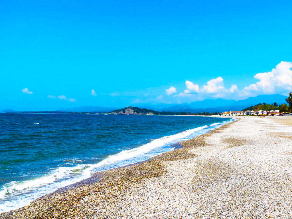 Лучшие пляжи Турции - Пляж Чалыш (Фетхиэ)