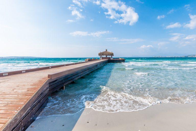 Лучшие пляжи Турции - Пляж Ылыджа (Чешме)