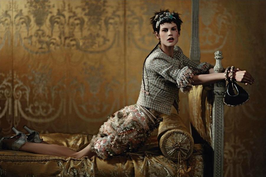 Самые красивые модели мира - Саския де Брау