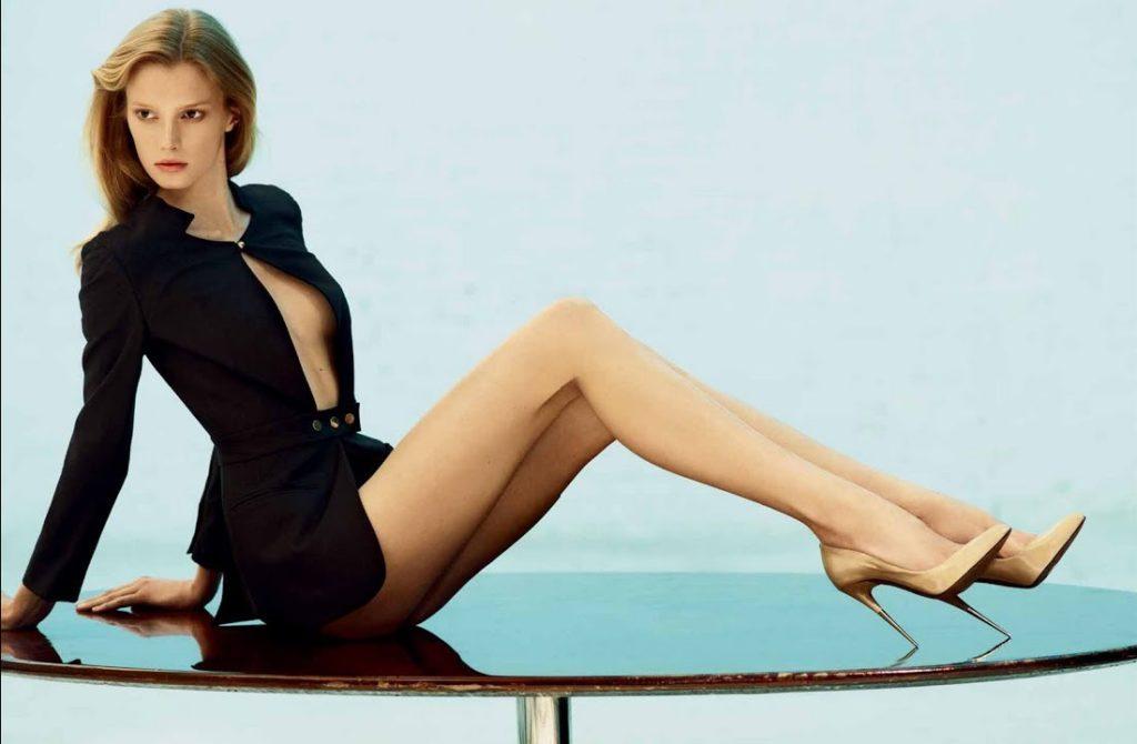 Самые красивые модели мира - Сигрид Агрен