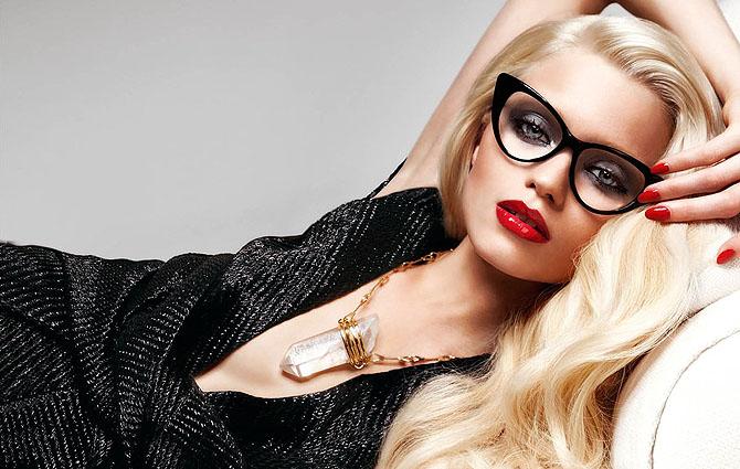 Самые красивые модели мира - Эбби Ли Кершоу