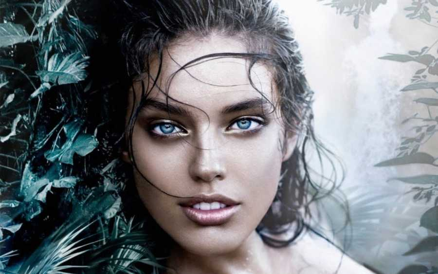 Самые красивые модели мира - Эмили ДиДонато