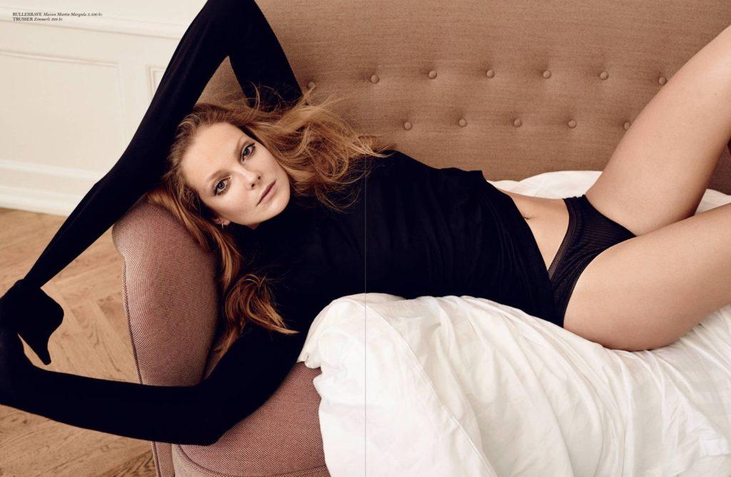 Самые красивые модели мира - Энико Михалик
