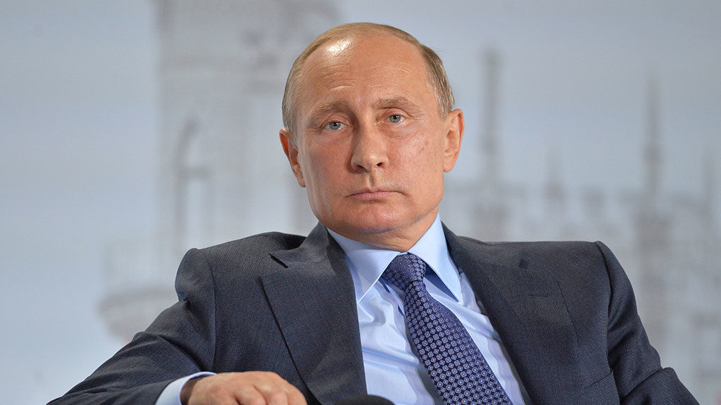 Самые влиятельные люди - Владимир Путин