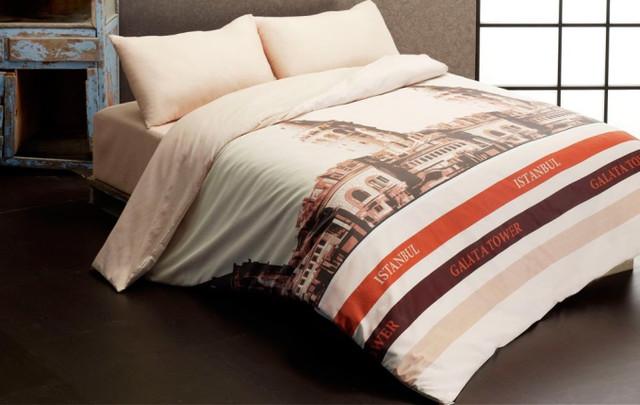 лучшие ткани для постельного белья - постельное белье из поликоттона