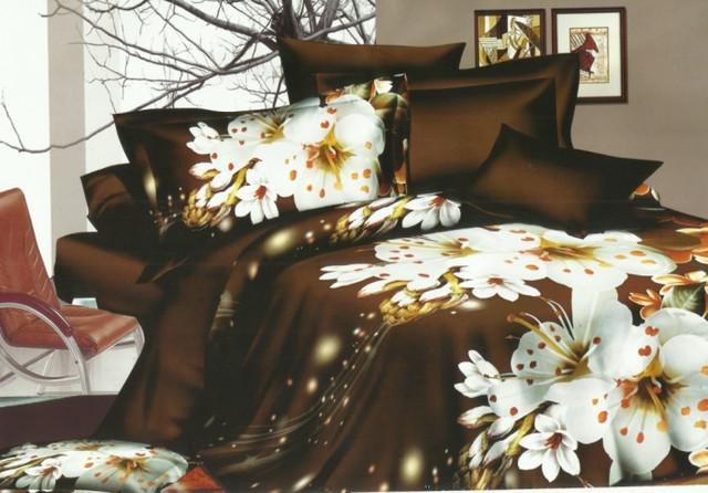 лучшие ткани для постельного белья - постельное белье из полисатина