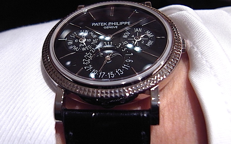 Самые лучшие производители часов - Patek Philippe
