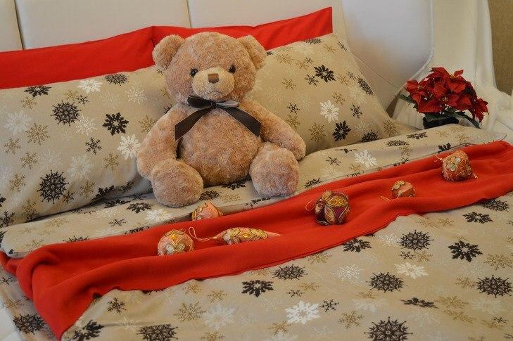 лучшие ткани для постельного белья - постельное белье из фланели