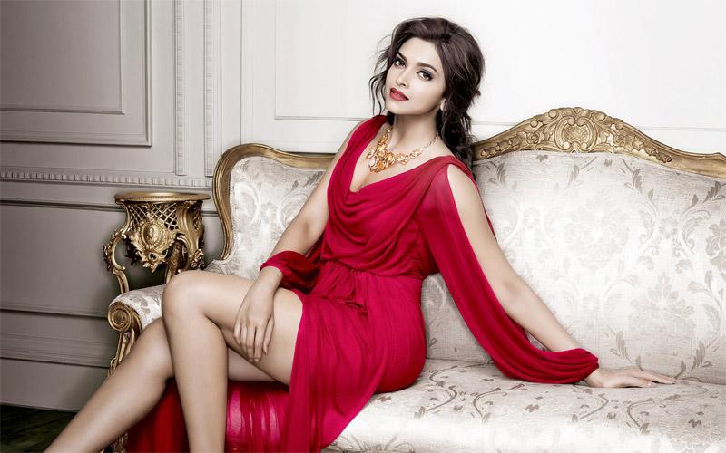 Самые красивые женщины мира - Дипика Падуконе