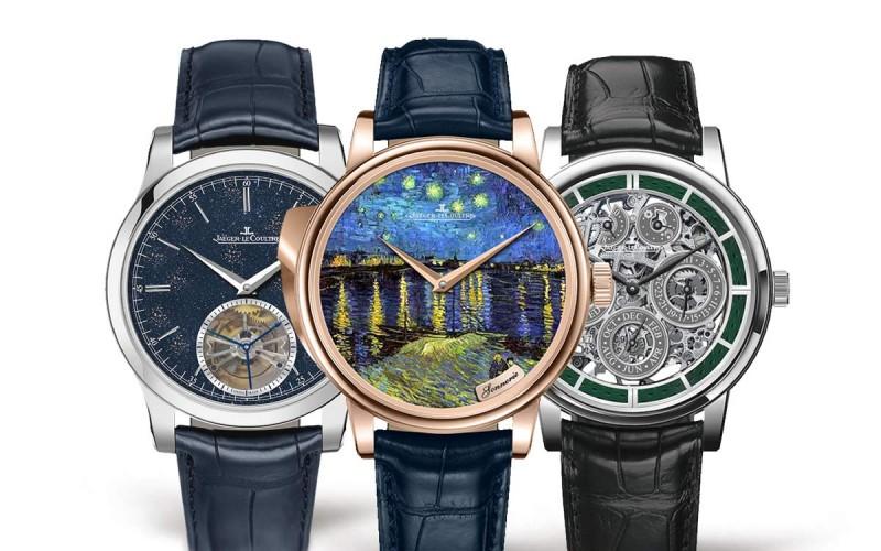 Самые лучшие производители часов - Jaeger-LeCoultre