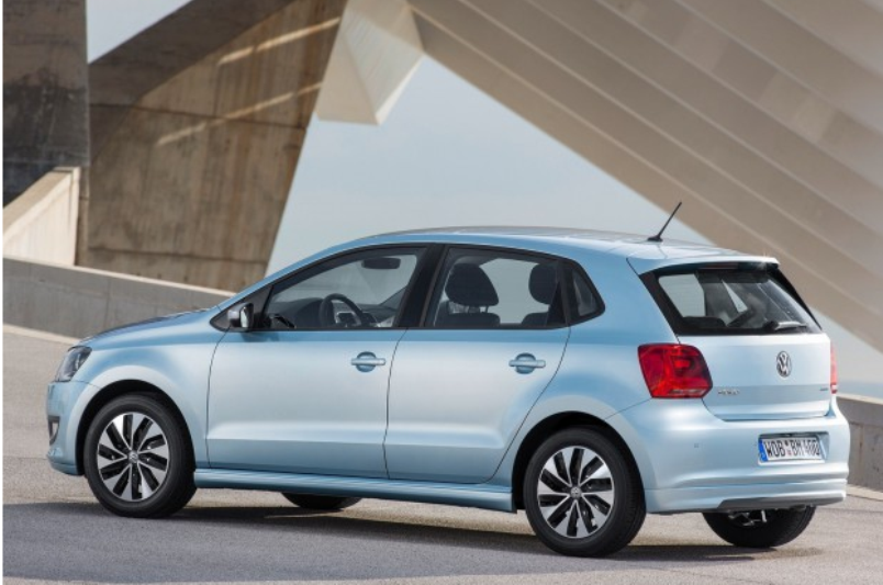 самые экономные внедорожники - Volkswagen Polo BlueMotion
