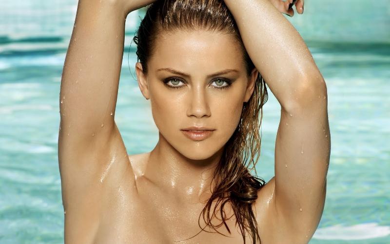 Самые красивые женщины мира - Амбер Херд