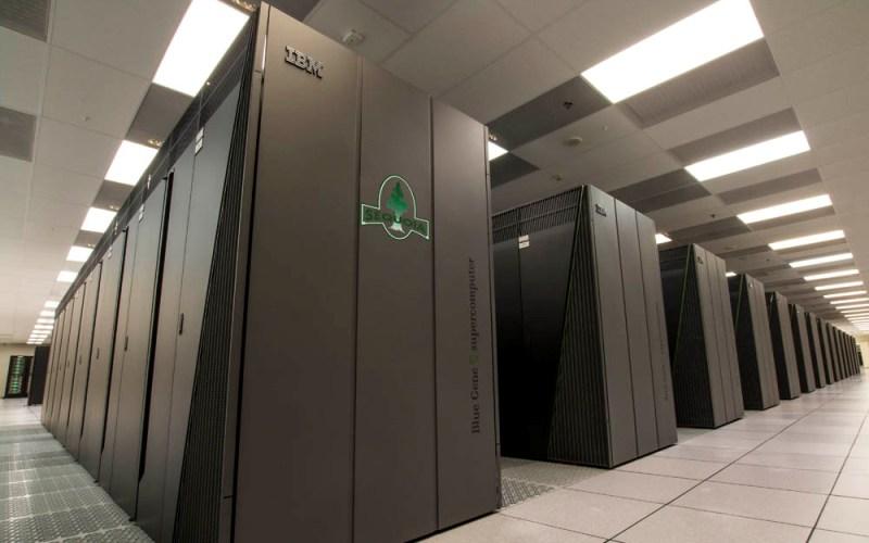 Самые дорогие компьютеры - Sequoia BlueGene
