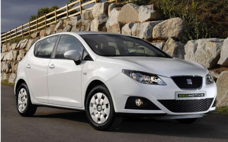 самые экономные внедорожники - SEAT Ibiza Ecomotive