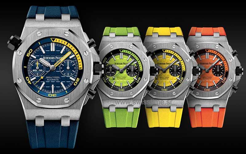 Самые лучшие производители часов - Audemars Piguet