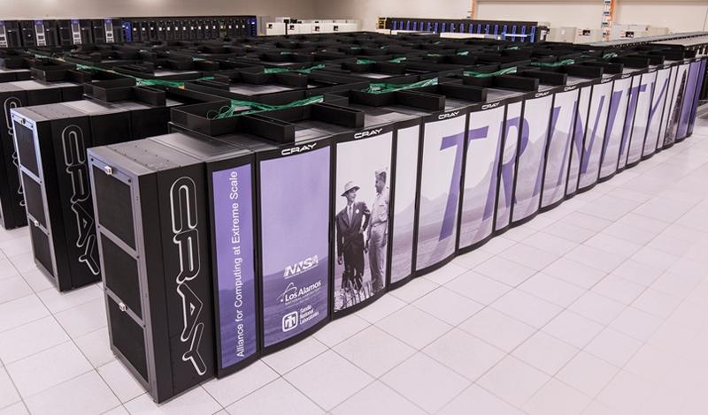 Самые дорогие компьютеры - Trinity