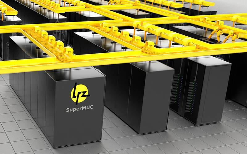 Самые дорогие компьютеры - SuperMUC