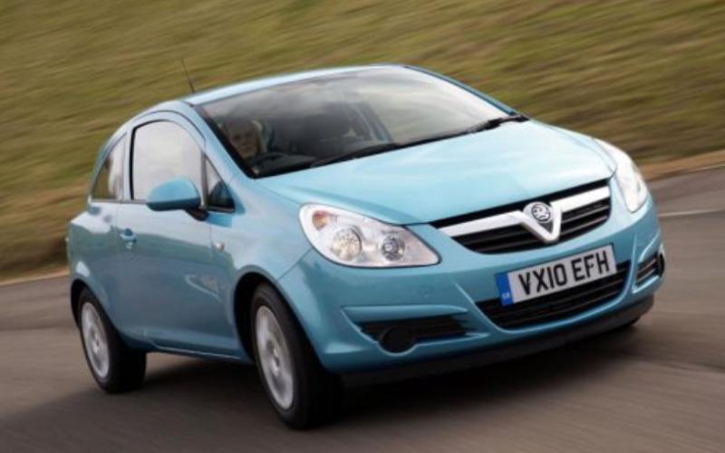 самые экономные внедорожники - Vauxhall Corsa 1.3 CDTI