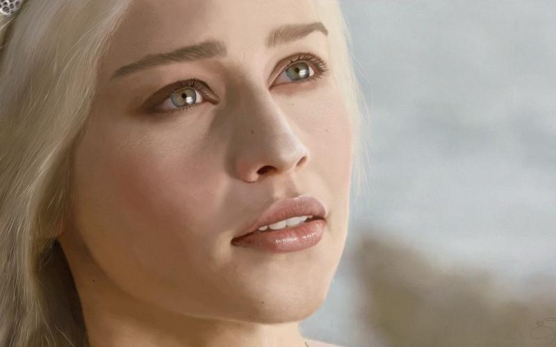 Самые красивые женщины мира - Эмилия Кларк