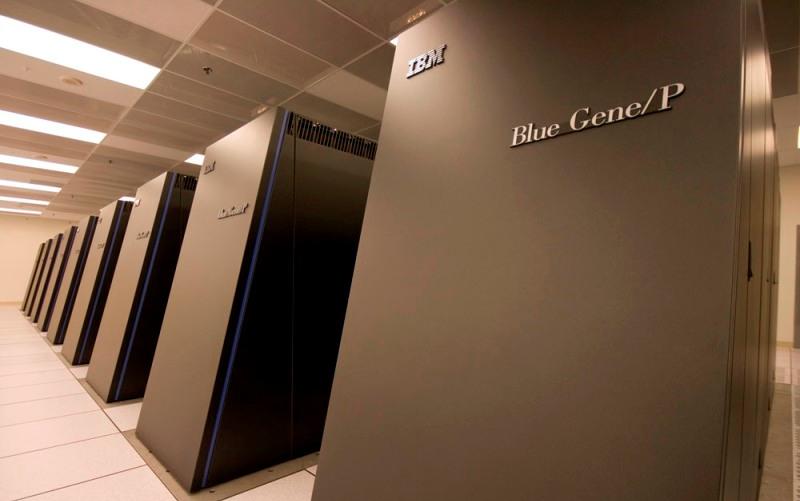 Самые дорогие компьютеры - Vulcan BlueGene
