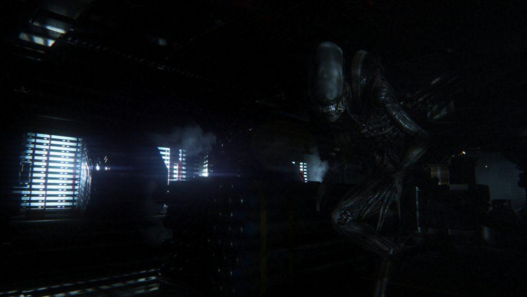 Лучшие игры про выживание - Alien Isolation