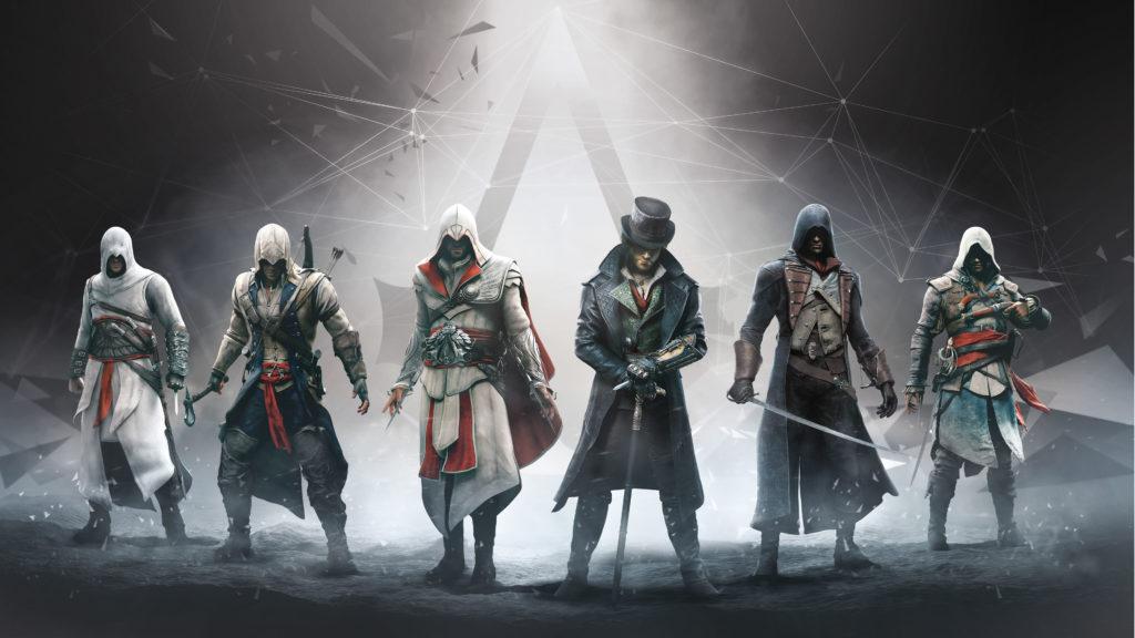 Лучшие игры с открытым миром - Assassin`s Creed