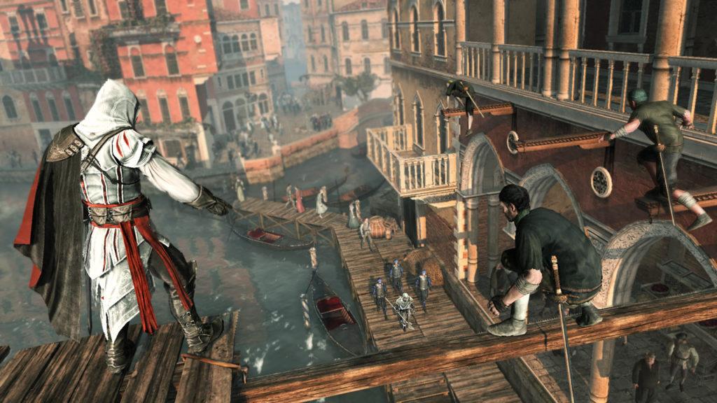 лучшие компьютерные игры - Assassin`s Creed 2