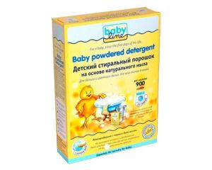 лучшие стиральные порошки для детей - Babyline Baby Powdered Detergent