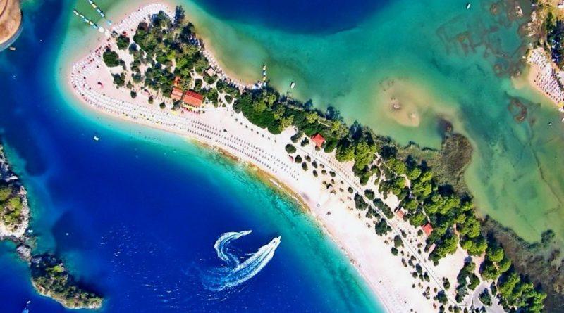 Пляж Голубая Лагуна Олюдениз (Фетхие)