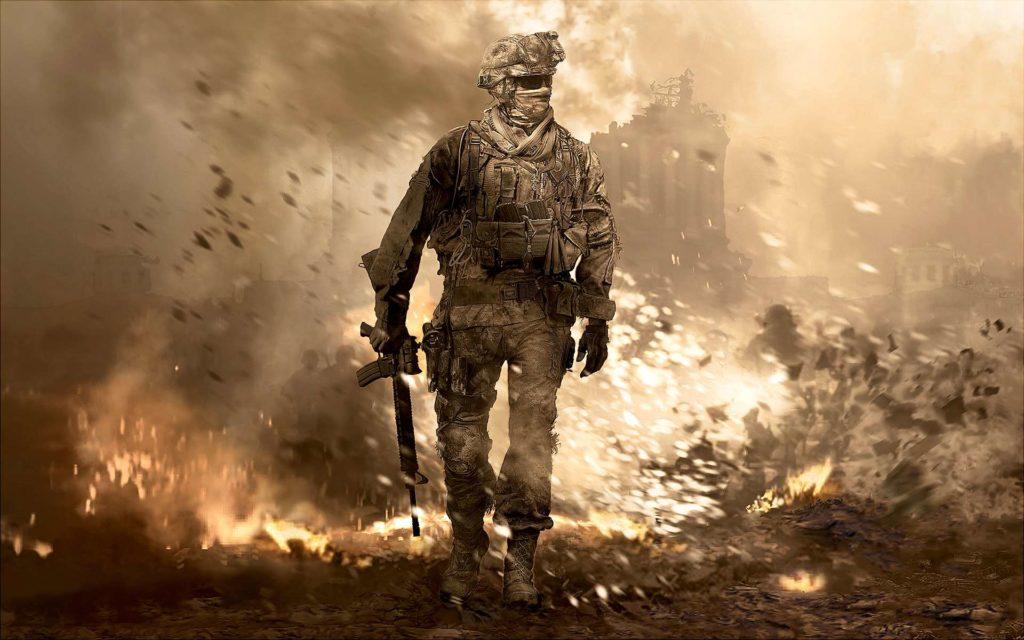 лучшие шутеры - Call of Duty: Modern Warfare 2