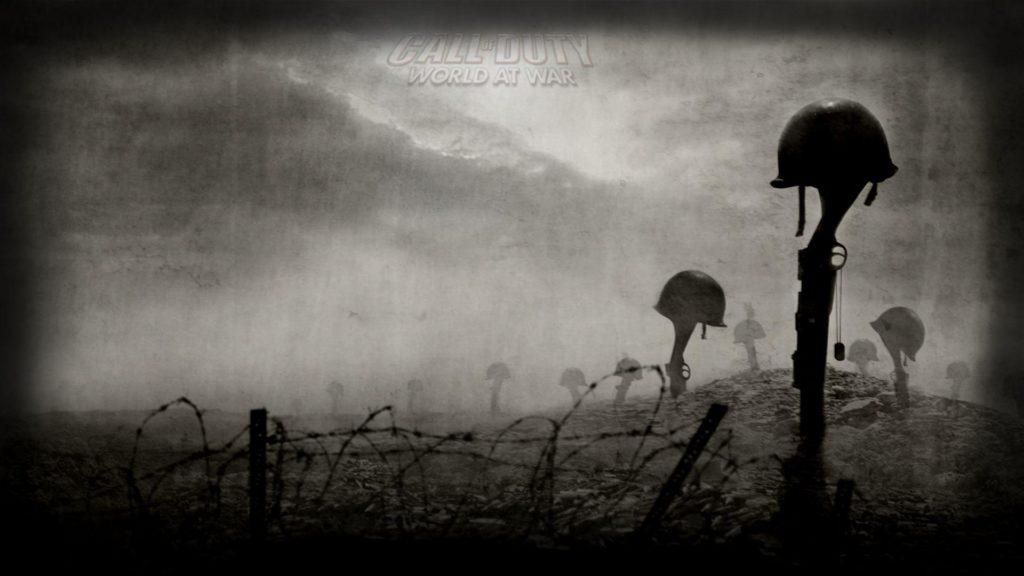 Лучшие игры о войне - Call of Duty World at War