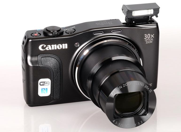 Лучшие фотоаппараты - Canon powerShot SX710 HS
