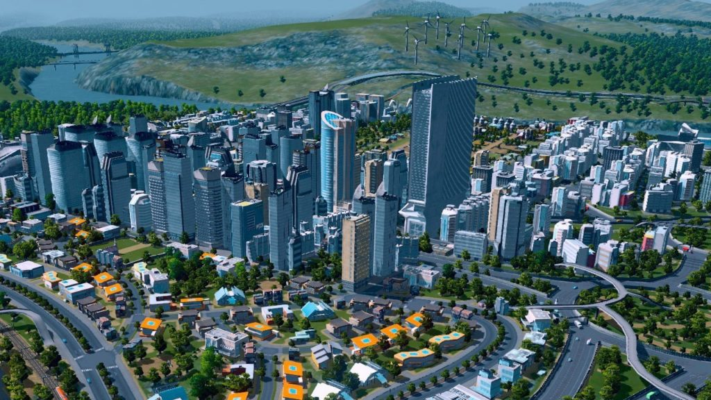 Лучшие симуляторы на ПК - Cities Skylines