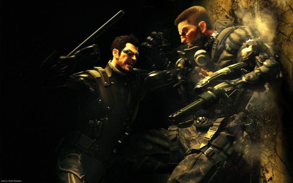 Лучшие РПГ - Deus Ex Human Revolution