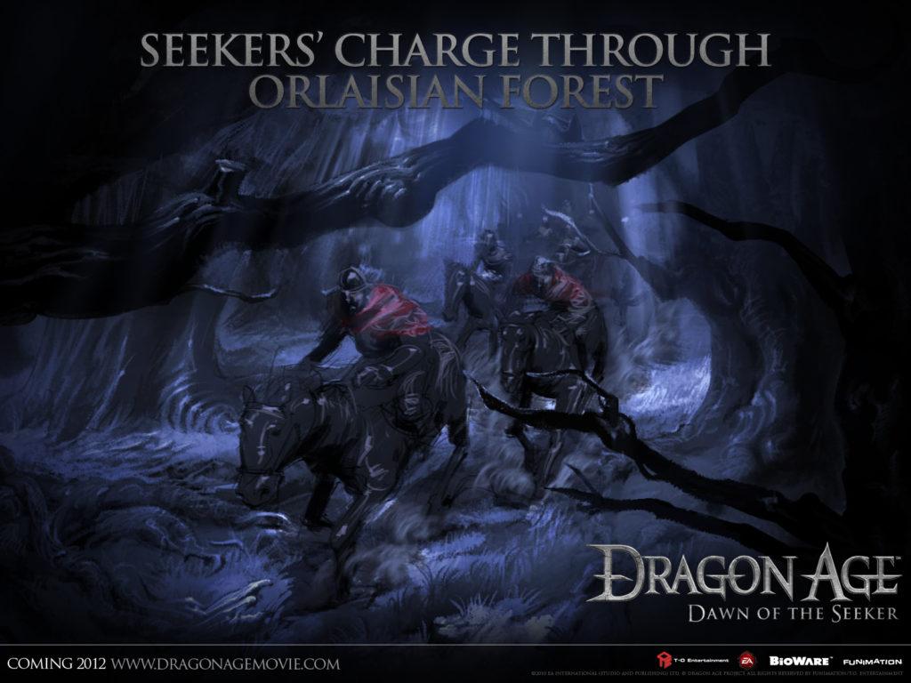 Лучшие игры с открытым миром - Dragon Age