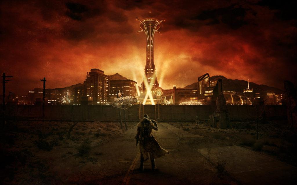 Лучшие РПГ - Fallout New Vegas