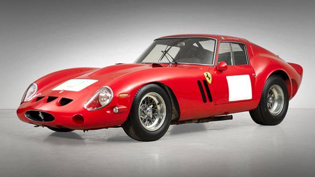 Самые дорогие машины - Ferrari 250 GTO
